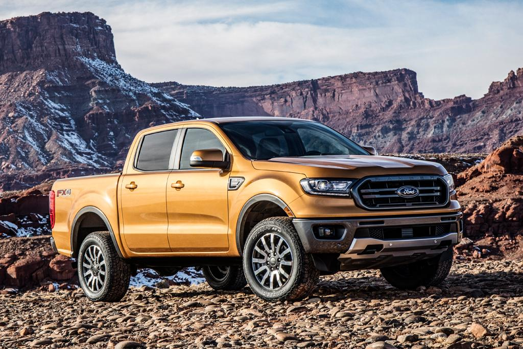 Ford Unveils Mustang Powered Ranger Motoring Com Au
