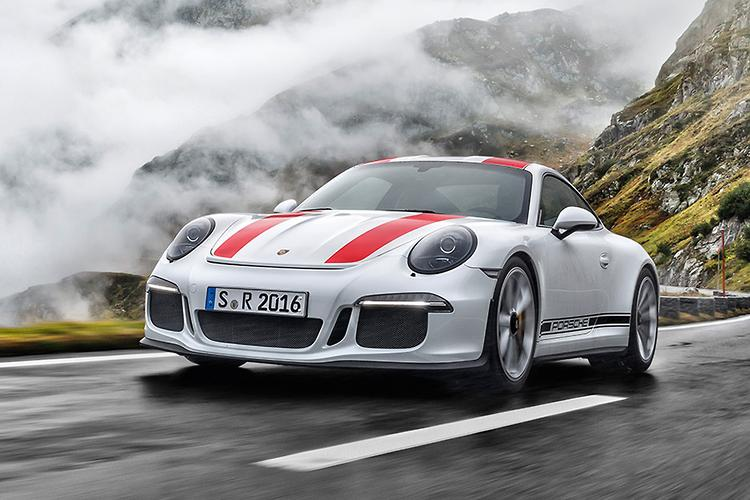 Porsche to expand production of 'purist' 911s