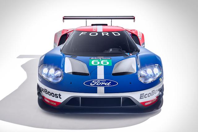 Video Ford Gt Supercars Aero Explained