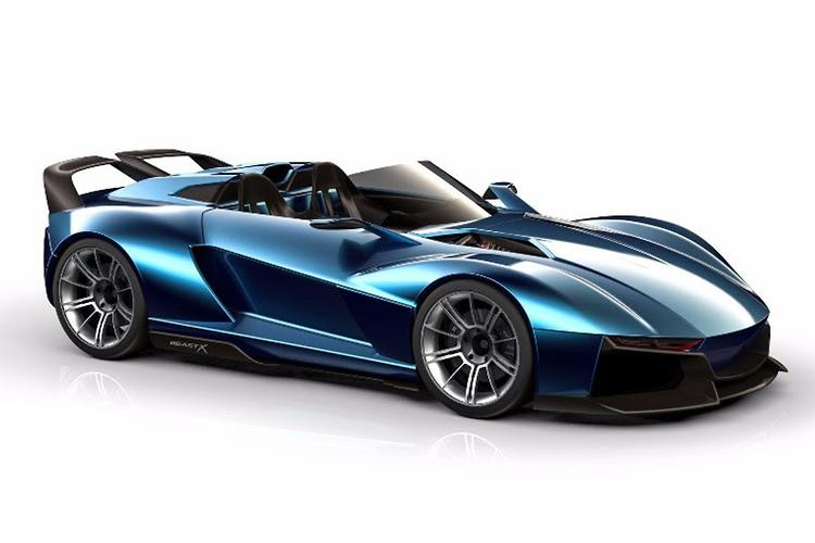 Rezvani Shows Off Twin Turbo 520kw Beast X Motoring Com Au
