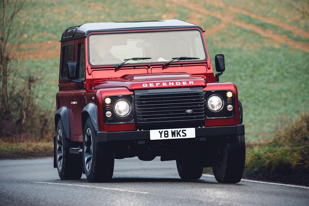 Land Rover To Launch New Defender Family Motoring Com Au