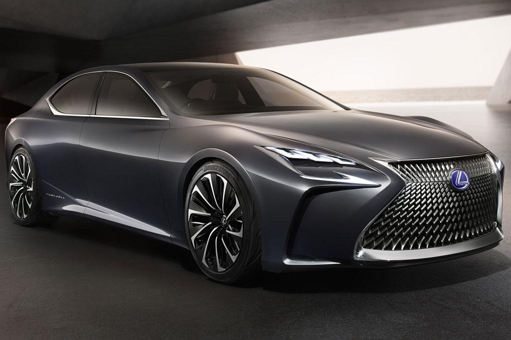 Lexus Delivers Electric Shock Motoring Com Au