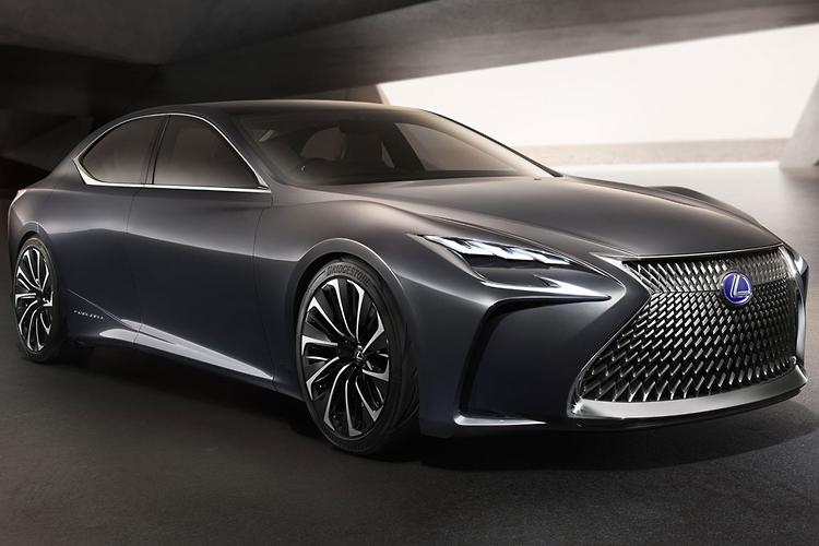 Lexus Delivers Electric Shock