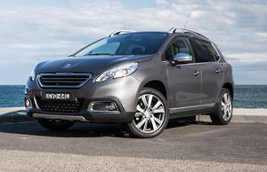 2020 Peugeot 2008 breaks cover - motoring com au