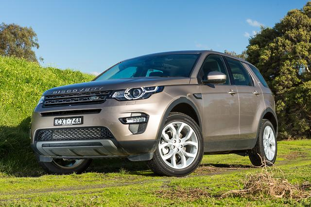 Land Rover Discovery Sport Review Motoringcomau - Alpina discovery review