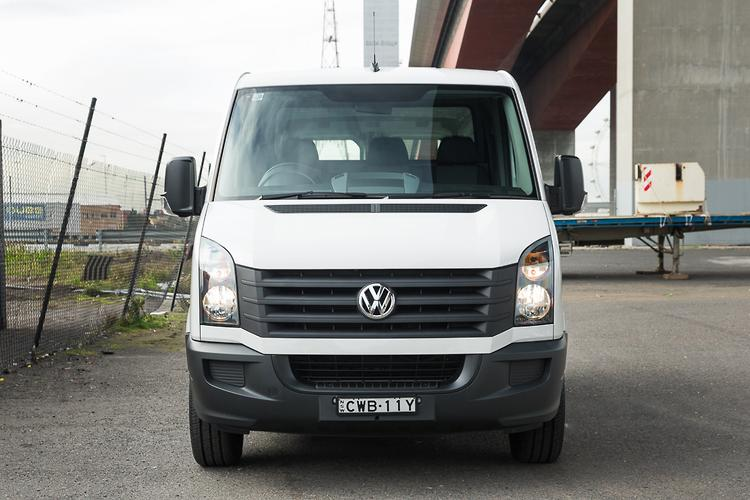 Volkswagen Crafter 2016 Review - motoring com au
