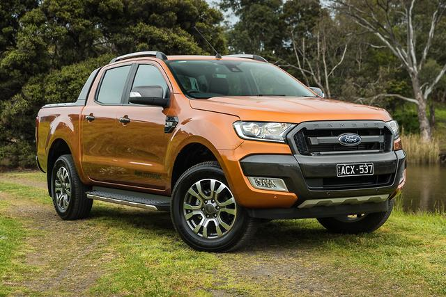 Ford Ranger Wildtrak 2015 Review