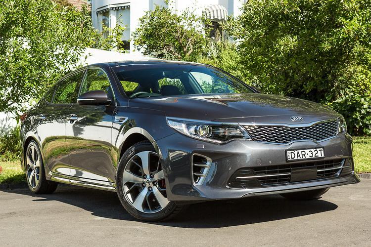 Kia Optima GT 2016 Review