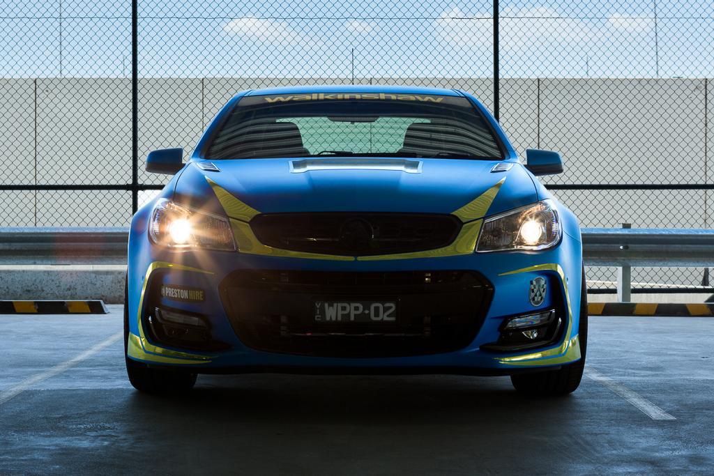 Walkinshaw Performance W547 2016 Review - motoring.com.au
