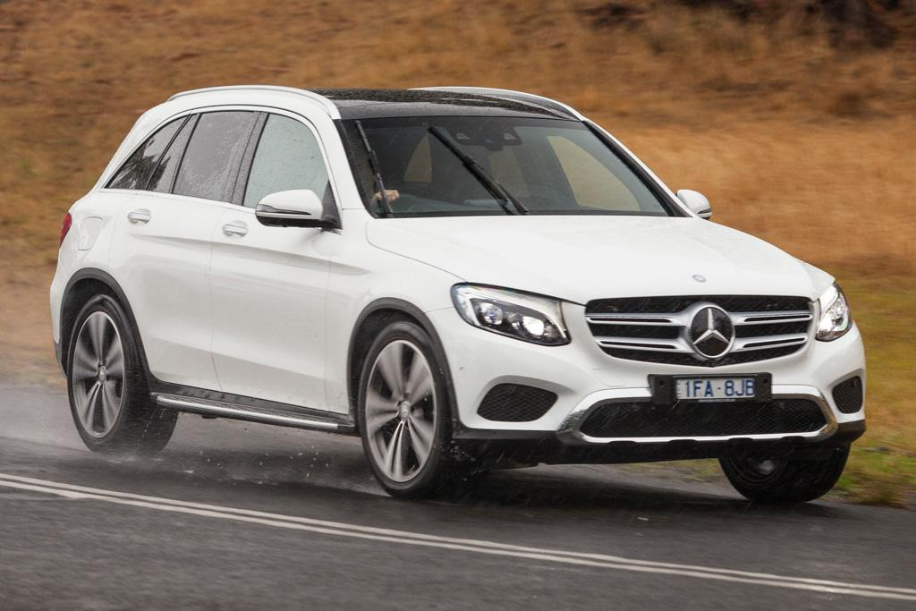 Mercedes benz glc 250 2016 review for Mercedes benz emergency number