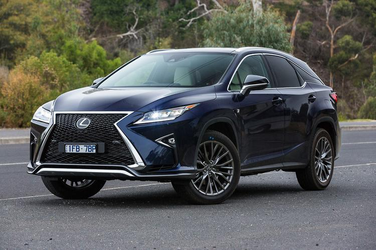 Lexus RX 2016 Review