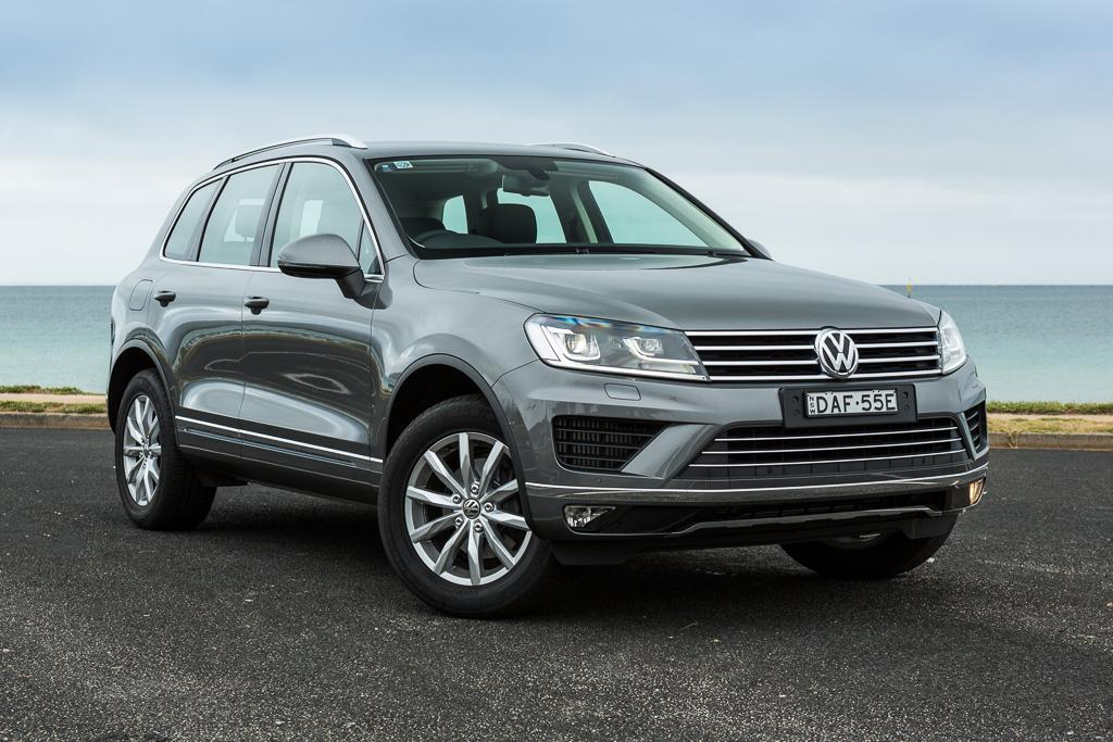 Volkswagen Touareg 2016 Review
