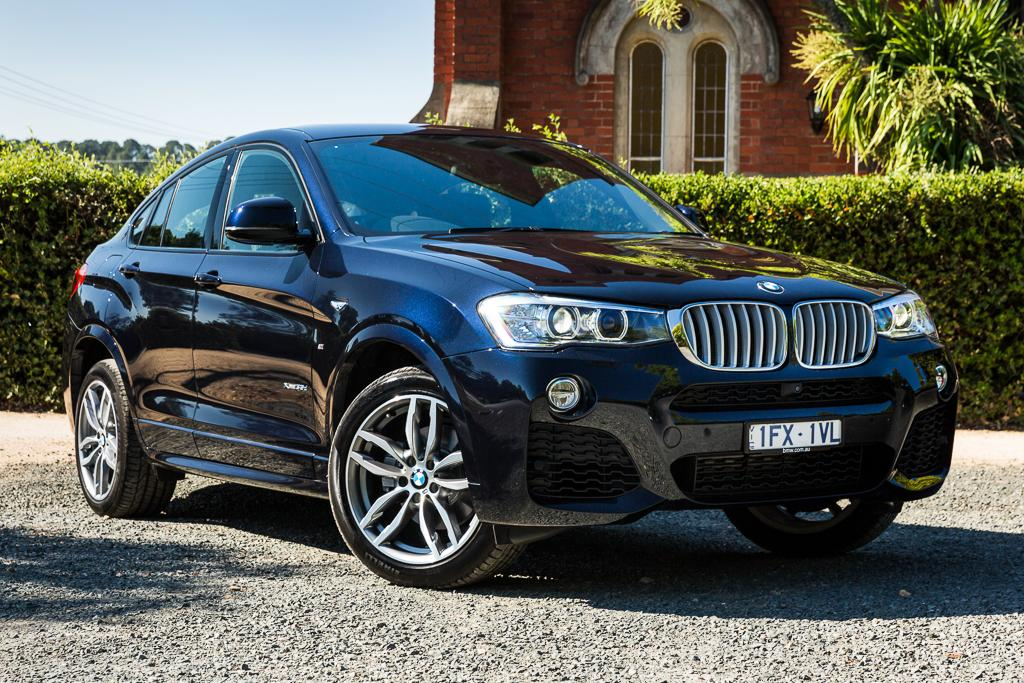 BMW X4 2016 Review