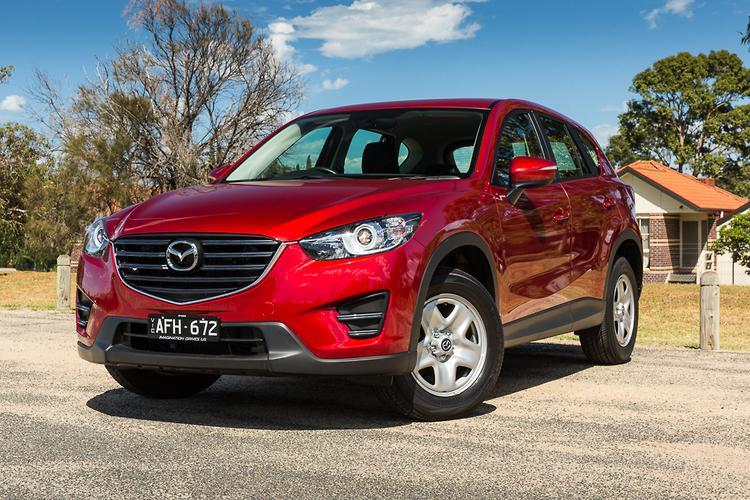 Mazda CX 5 2016 Review