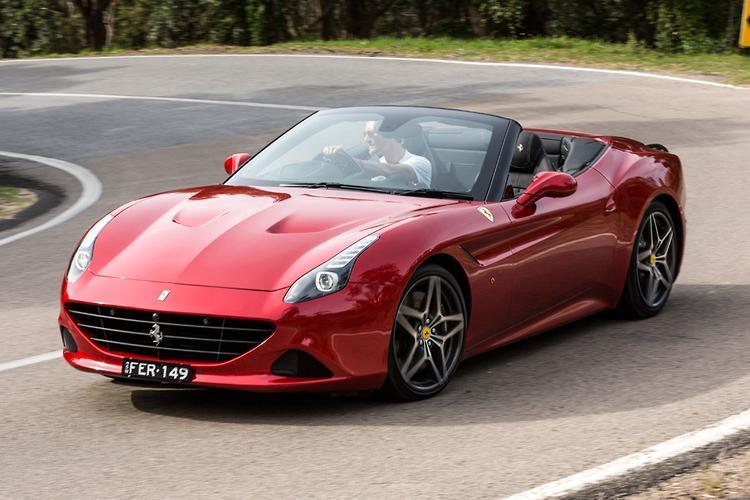 Marchionne: California Isnu0027t A Proper Ferrari
