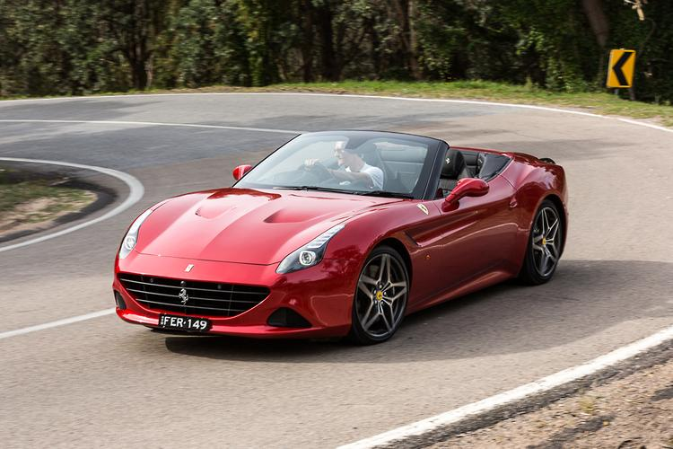 Image Result For Best Ferrari California T New Review