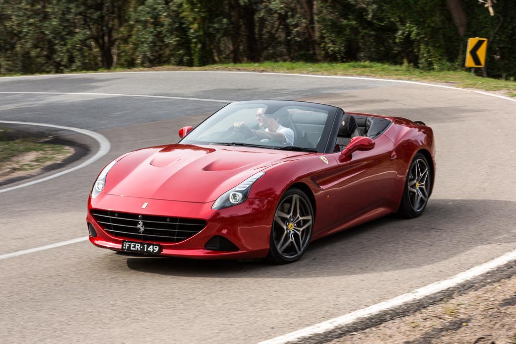 Ferrari California T 2016 Review Motoring Com Au
