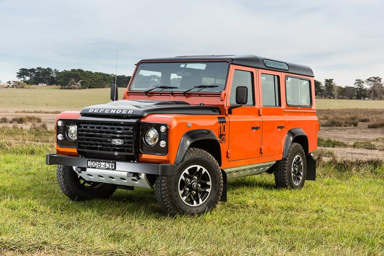 land rover defender 2016 review. Black Bedroom Furniture Sets. Home Design Ideas