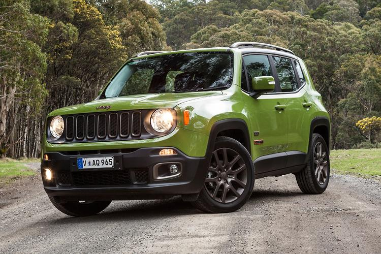 jeep renegade 75th anniversary 2016 quick spin. Black Bedroom Furniture Sets. Home Design Ideas