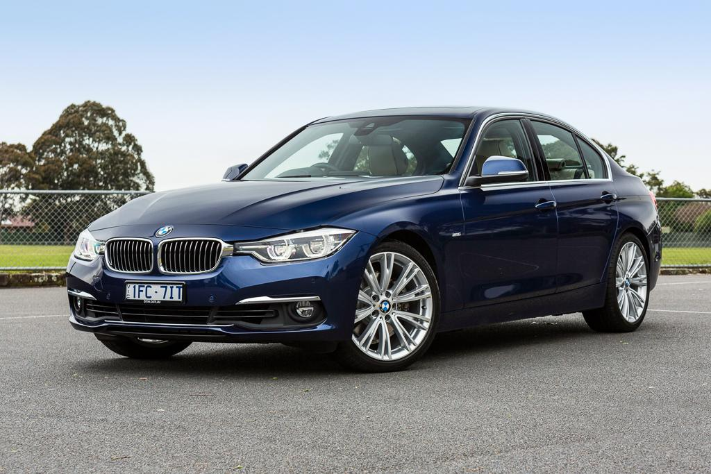 BMW Series Year Edition Quick Spin Motoringcomau - Bmw 100 series