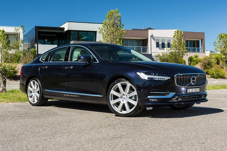 Volvo S90 2016 Review - motoring.com.au