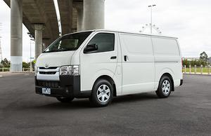New Toyota Hiace Imminent Motoring Com Au