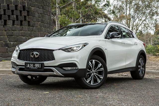 Infiniti confirms end of Q30 and QX30 production - motoring