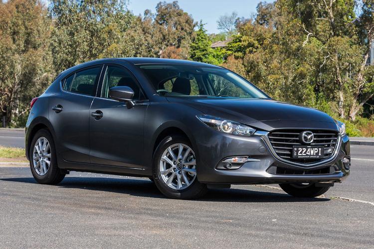 Mazda 3 2017 Review