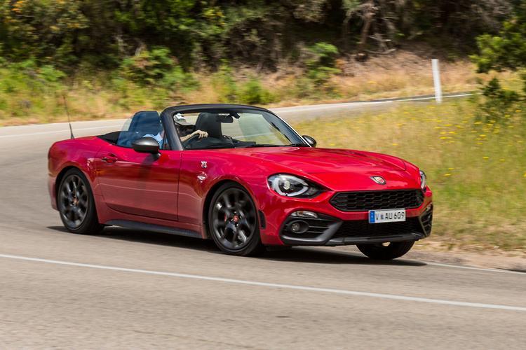 Top Five Cheap Sports Cars