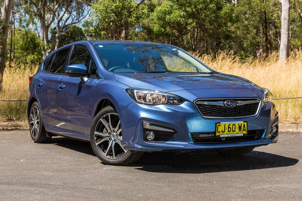 Subaru Impreza 2017 Review