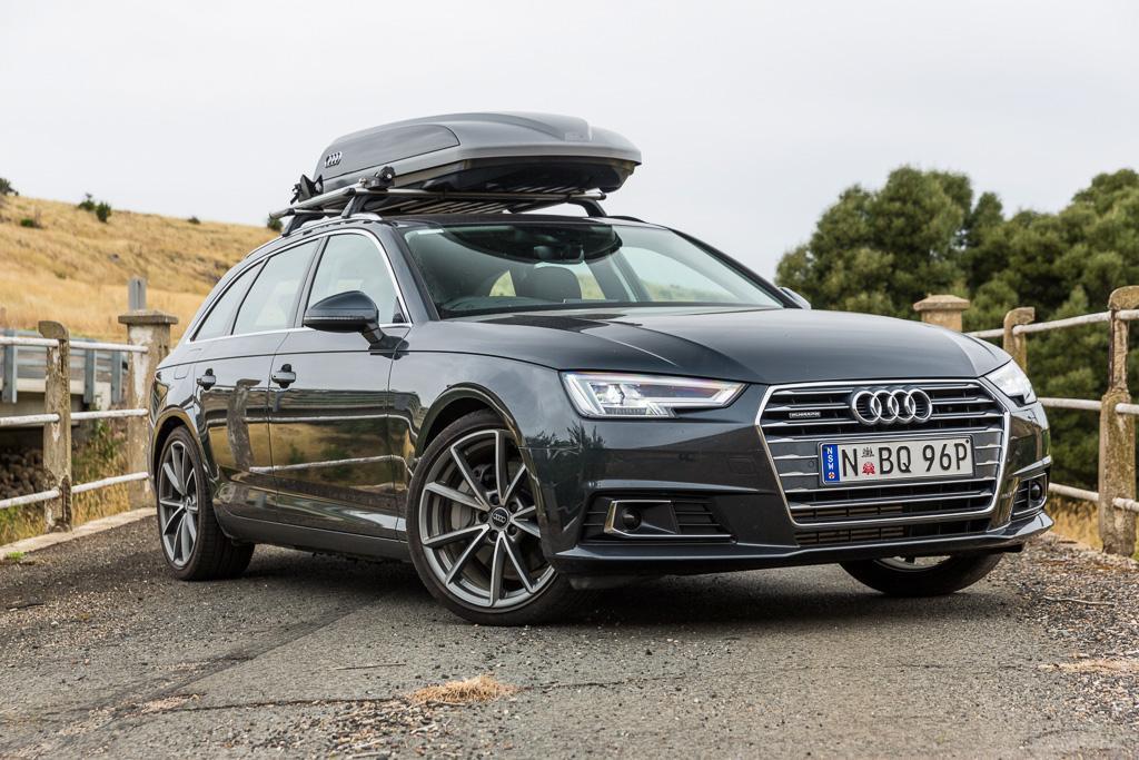 Audi A Avant S Tronic Quattro TFSI Video Review Motoringcomau - Audi a4 review
