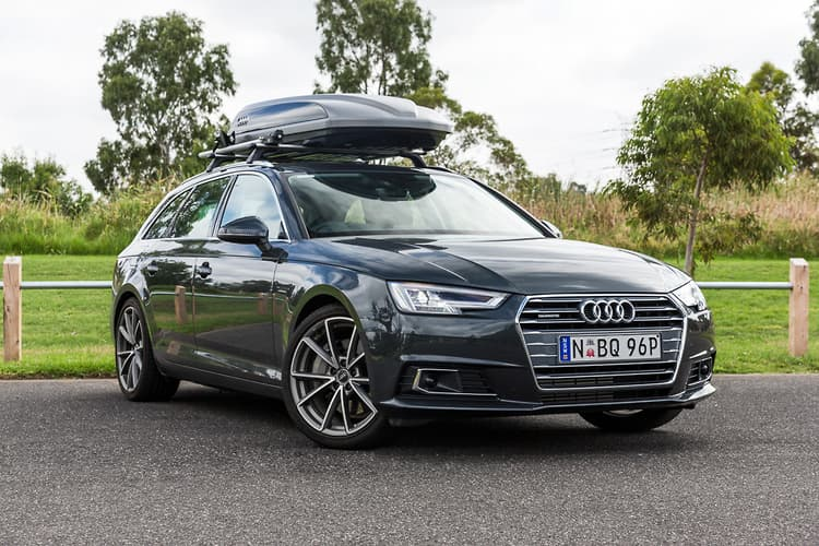 audi a4 avant 2017 test review. Black Bedroom Furniture Sets. Home Design Ideas