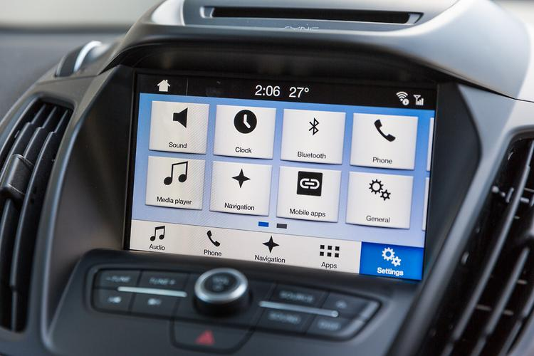 infotainment review ford sync 3. Black Bedroom Furniture Sets. Home Design Ideas