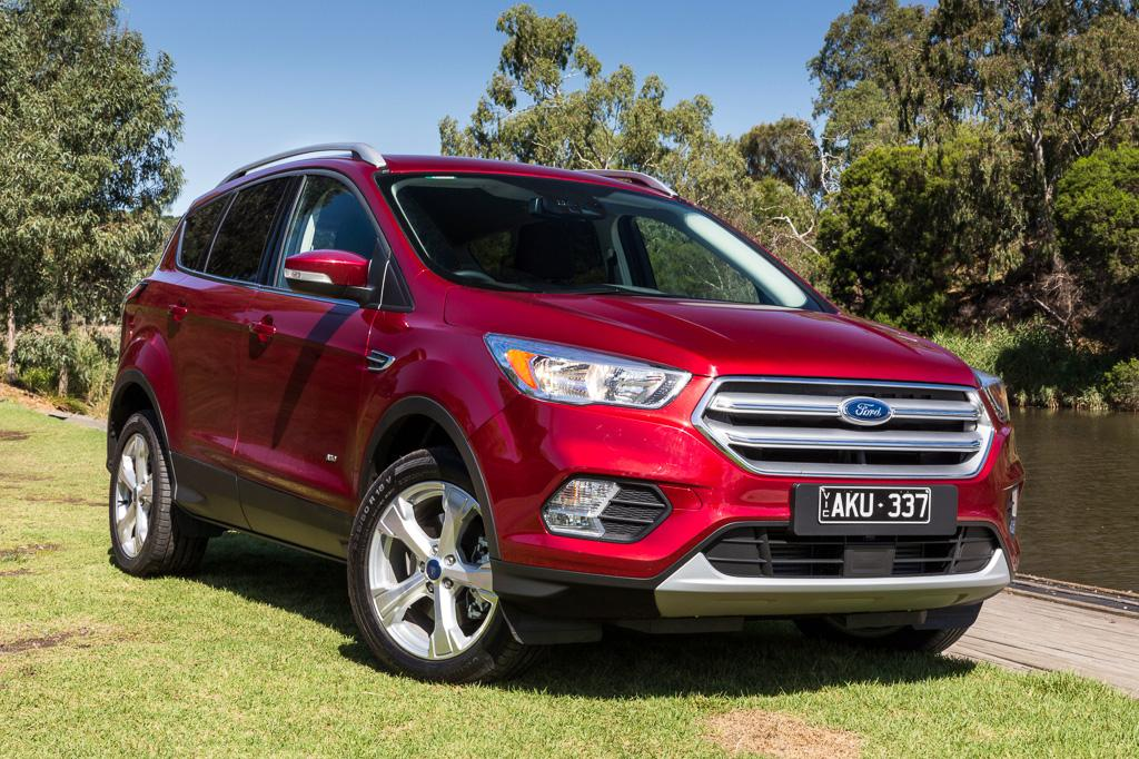 Ford Escape Trend 2017 Review