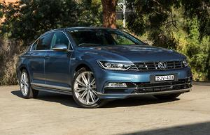 Volkswagen lands 2018 Passat Alltrack Wolfsburg Edition - motoring