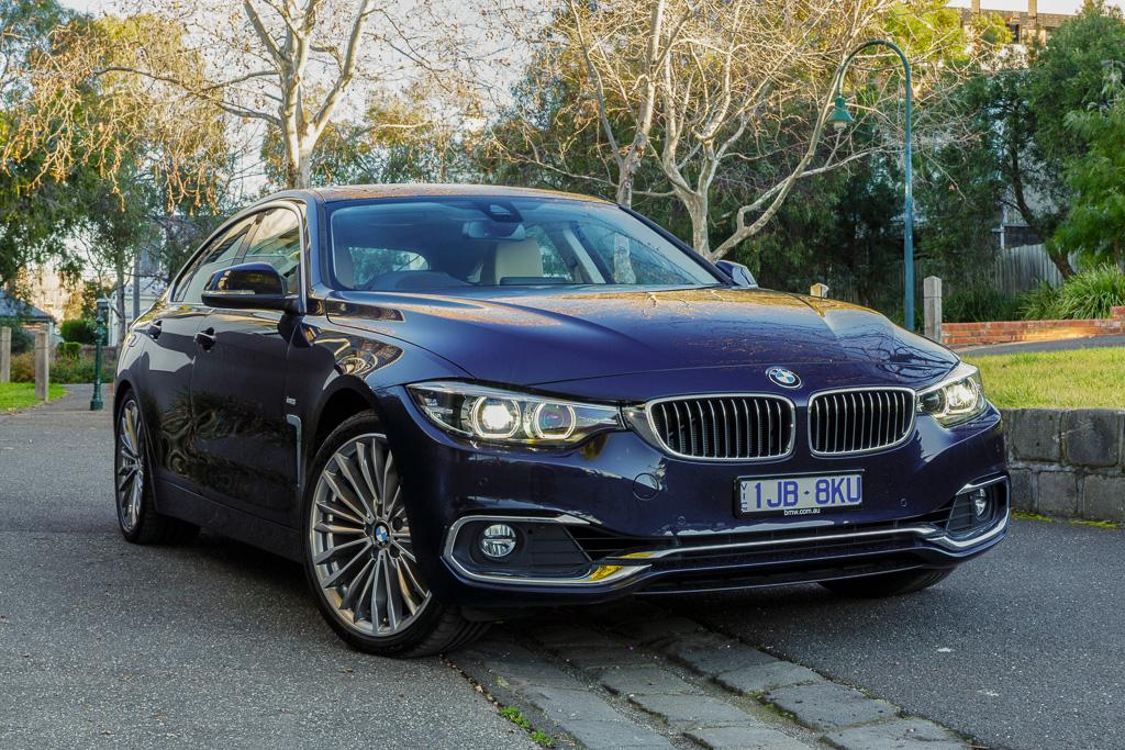 BMW 4 Series LCI 2017 Review
