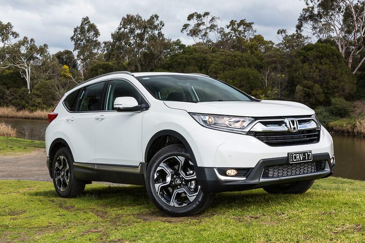 Honda CR V 2017 Review