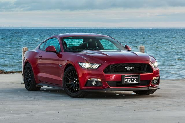 Ford Mustang Performance Pack 2017 Review - motoring com au