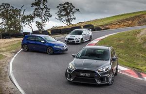 Which is best VW Golf GTI or Golf R  motoringcomau