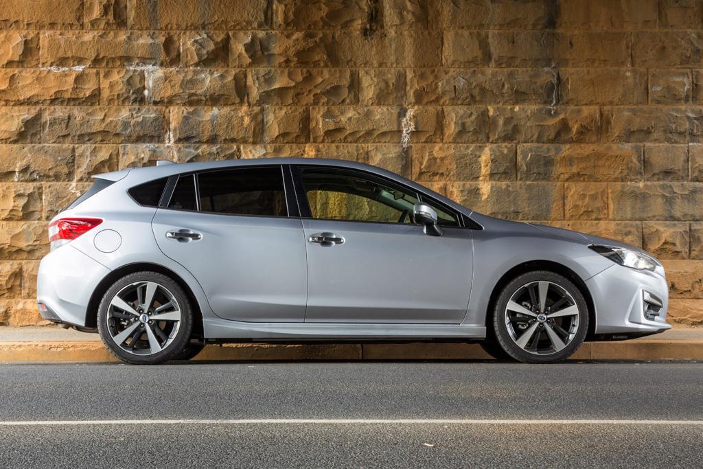 Subaru Impreza 2017 Review