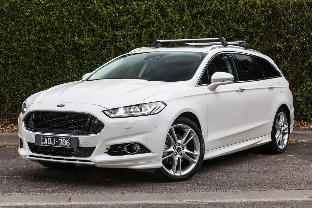 Family Car Chooser Up To 50 000 Ford Mondeo