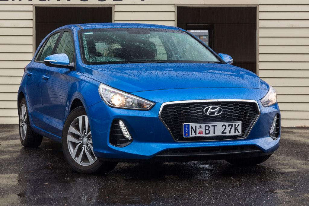 Hyundai i30 2018 Review
