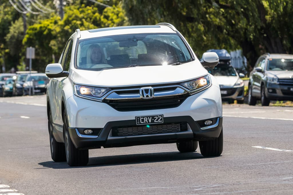 VIDEO: Honda CR-V 2018 Long-Term Test - motoring com au