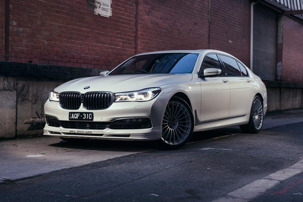 BMW Alpina B Review Motoringcomau - Alpina bmw b7