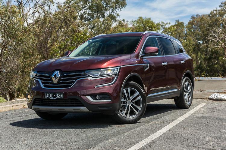Renault Koleos 2018 Review - motoring.com.au