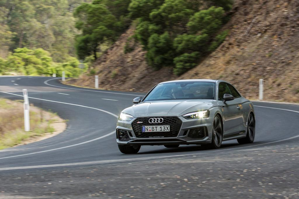 This Is Audi Sport On The Road Motoringcomau - Audi various models
