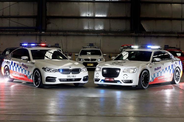 Patrol Car Nsw Police