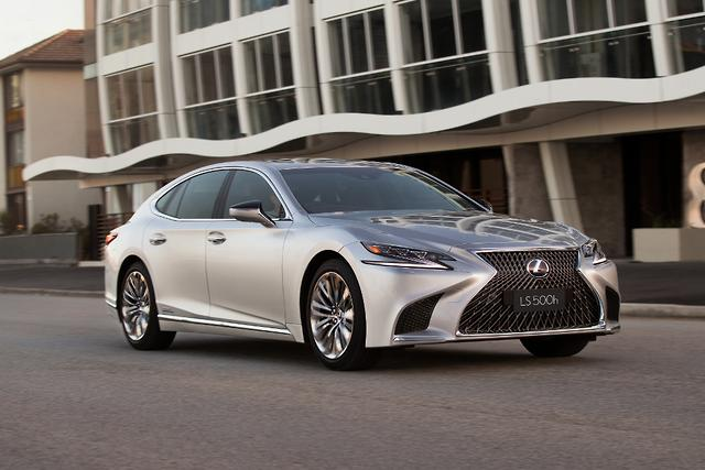 Price Shake Up For New Lexus Ls 500 Motoring Com Au