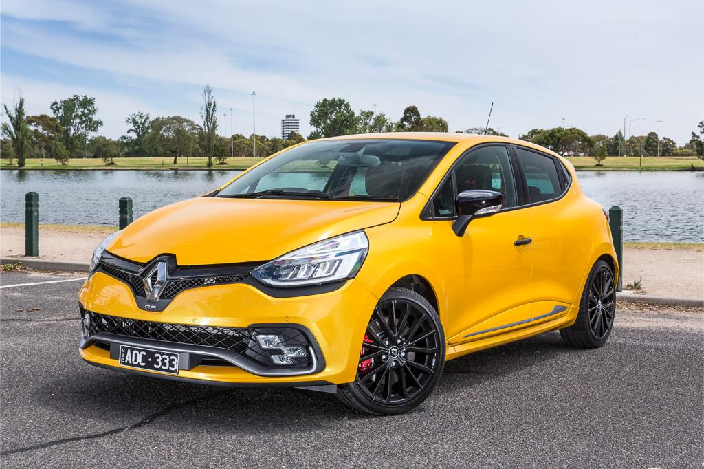 Renault Clio RS 2018 Review - motoring com au