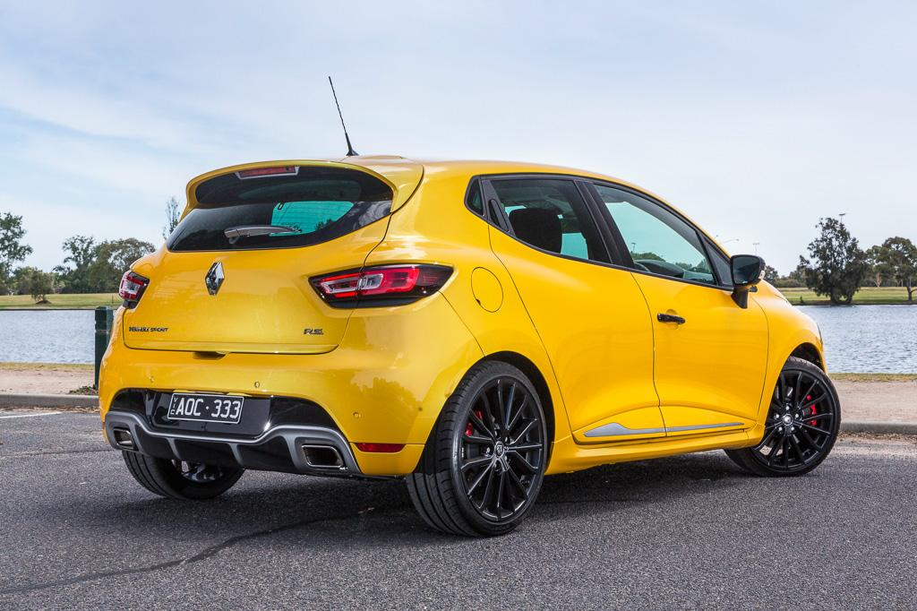 Renault Clio Rs 2018 Review Motoring